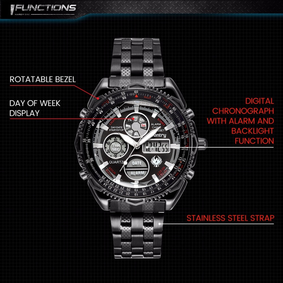 INFANTRY Men's Watch