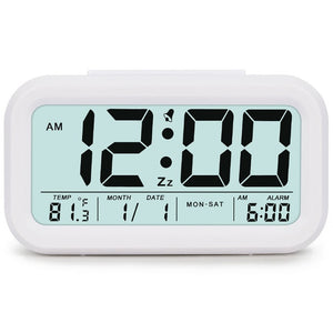 Digital Light Sensor  Student Alarm Clock