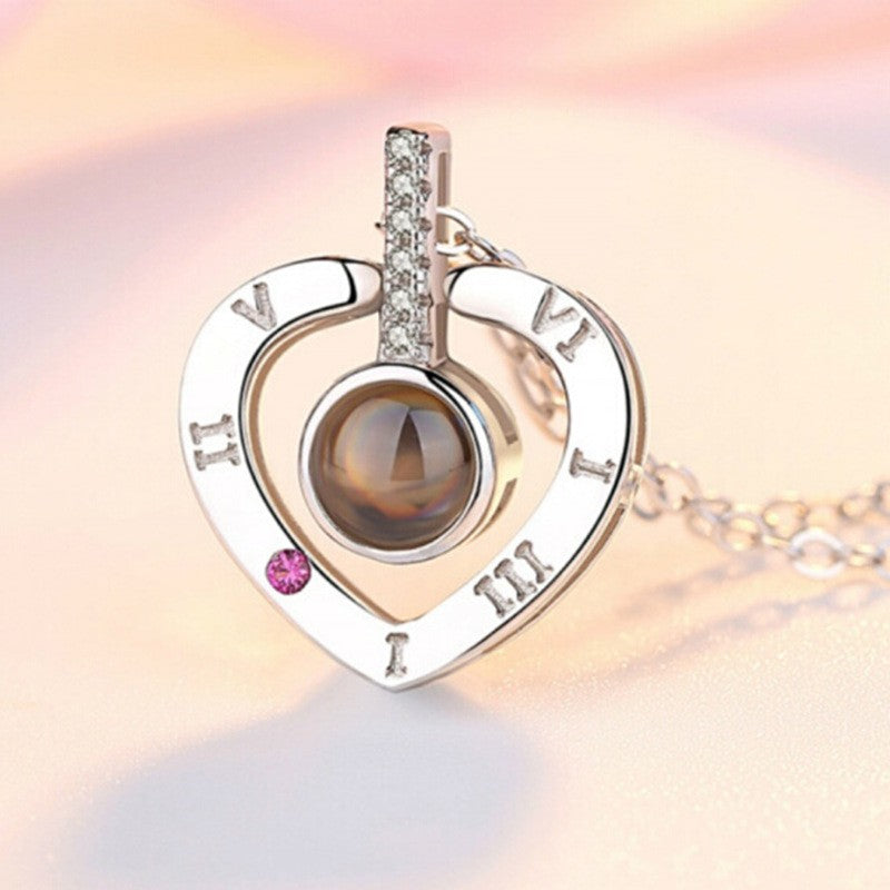 Romantic Memory of Love Necklace