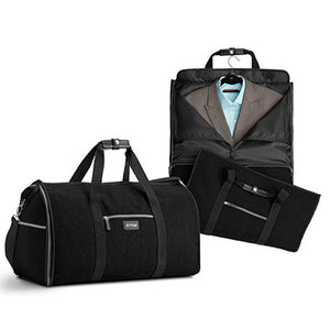 2 in 1 Garment + Duffel Bag