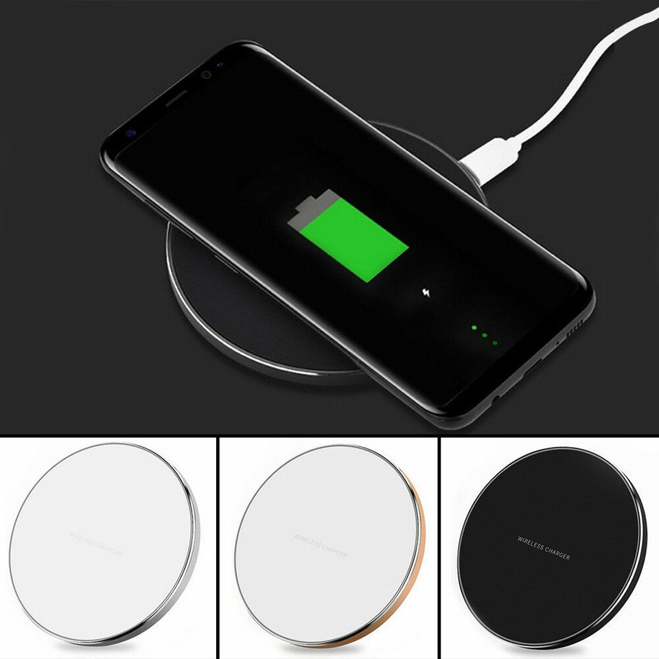 QI Wireless Fast Charger for iPhone