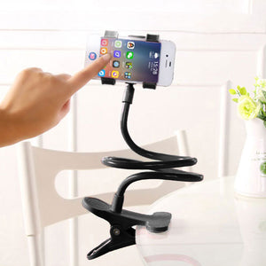 Flexible 360° Goose Neck Phone Mount
