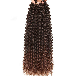 18-22inch Long Passion Twist Crochet Hair Extensions  Water Wave Bohemia Crochet Braids