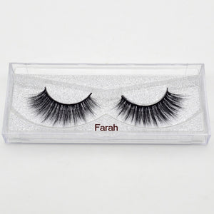 Mermaidstreasurebox 3D Mink EyeLashes