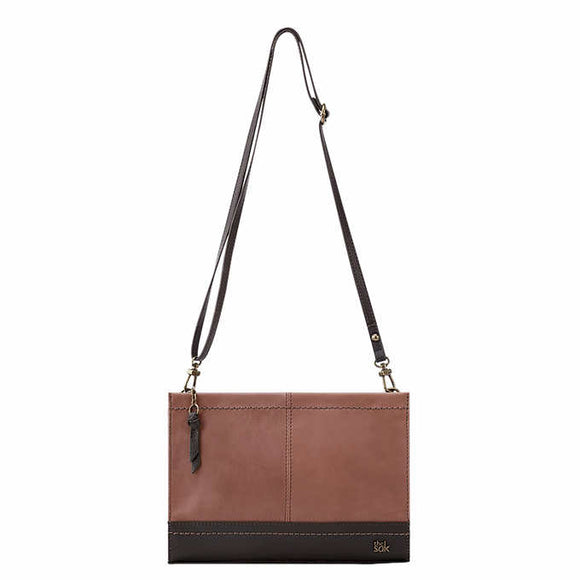 The Sak Iris 3-way Demi Adjustable Leather Crossbody