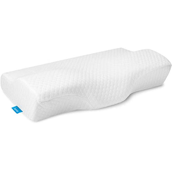 Contour Gel Memory Foam Pillow Orthopedic Sleeping