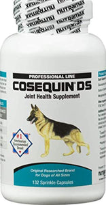 Nutramax Cosequin DS Capsules for Dogs Size - 132 Count