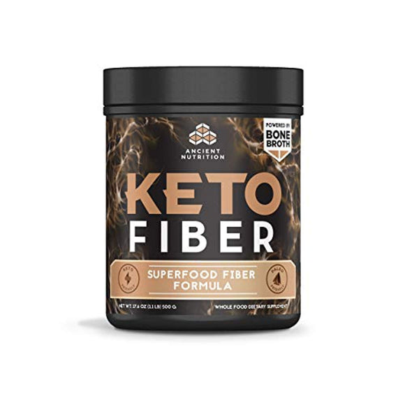 Ancient Nutrition KetoFIBER Powder