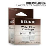 Keurig Brewer Care Kit, Includes Descaling Solution & Water Filter Cartridges