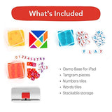 Osmo - Genius Starter Kit (NEW VERSION) - Ages 6-10 - (Osmo Base Included)