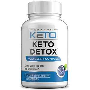 Keto Detox Cleanse - 14 Day Quick Cleanse to Support Detox, Weight Loss, Increased Energy Levels & Colon Cleanser, Safe & Effective for Men & Women