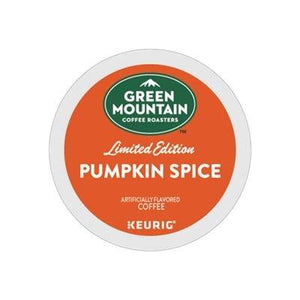 Green Mountain Coffee Pumpkin Spice K-Cup Portion Pack for Keurig K-Cup Brewers (Pack of 96)