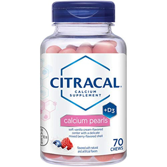 Citracal Calcium Pearls, 70 Count