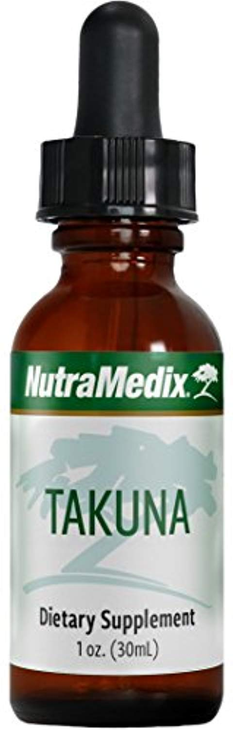 NutraMedix Takuna - Cecropia strigosa Bark Extract, Microbial + Immune Defense (1 Ounce, 30 Milliliters)