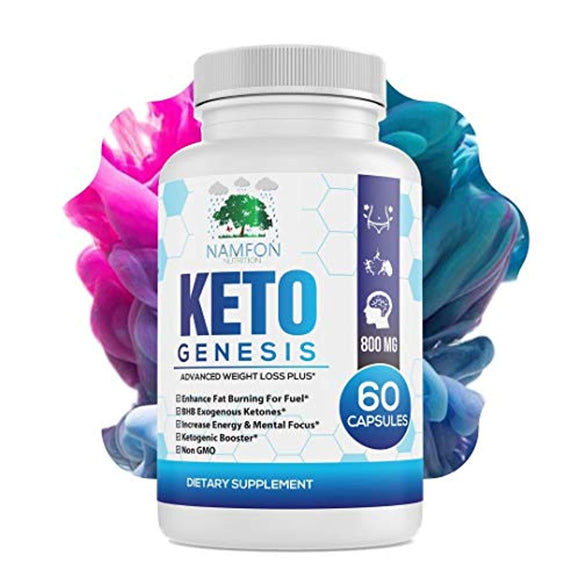 Keto Genesis - Ketogenic Diet Pills