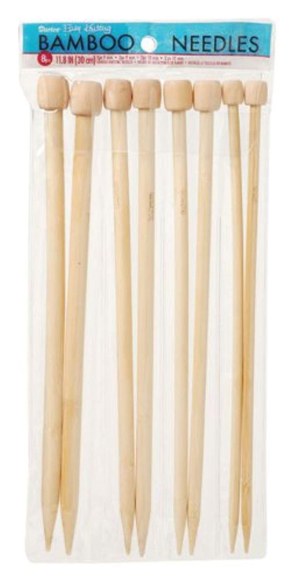 Darice Bamboo Knitting Needles