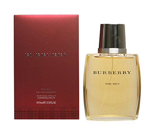 Burberry By Burberry For Men. Eau De Toilette Spray 3.3 Ounces