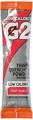 Gatorade Thirst Quencher Powder, Fruit Punch  (8-0.52oz packets per canister) 1 canister