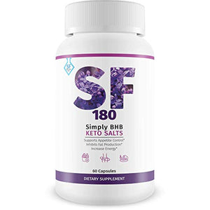 SF 180 - Simply SF Keto Diet - Burn More Fat Faster with Boosted Ketosis Entry