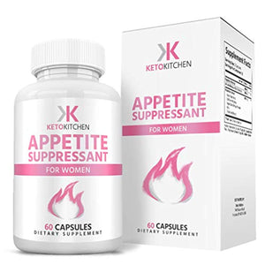 Keto Pills | Weight Loss for Women | Appetite Suppressant | Ketogenic Weight Loss Pills