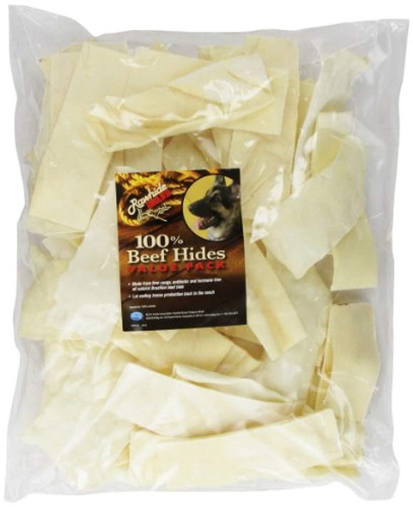 Rawhide Brand Natural Chips, 32-Ounce, Bag/Decal
