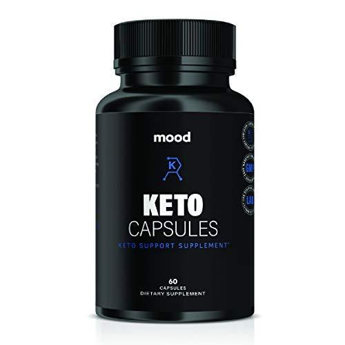 Keto Pills - Weight Loss Supplements to Burn Fat Fast - Burn Fat for Energy - Boost Energy and Metabolism - Best Keto Diet - 60 Capsules