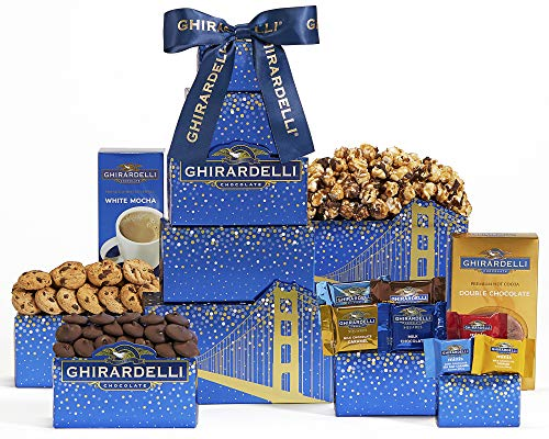 Gift Baskets Ghirardelli Tower