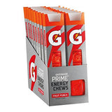 Gatorade Prime Energy Chews (Pack of 16)