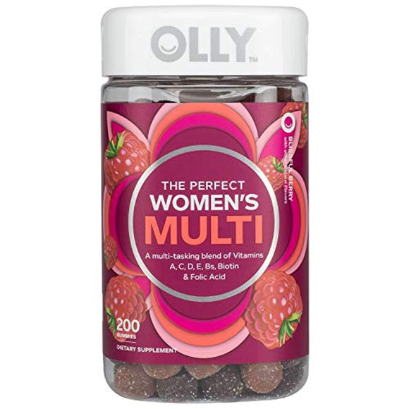 Olly Women's Multi, Berry (200 ct.)