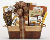 Remarkable Gift Co. Grand Gourmet Gift Basket