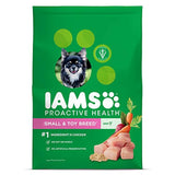 IAMS Proactive Health Dry Dog Food, Small & Toy Breed.