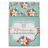 """101 Blessings for the Best Mom in the World"" Cards - A Box of Blessings"