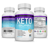 Keto Burn Pills Ketosis Weight Loss– 1200 Mg Ultra Advanced Natural Ketogenic Fat Burner Using Ketone Diet