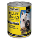 Canidae Life Stages Canned Dog Food For Puppies, Adults & Seniors