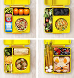 OmieBox Bento Box for Kids