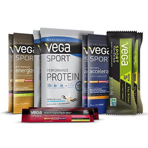 Vega Sport 10 Piece Sample Kit