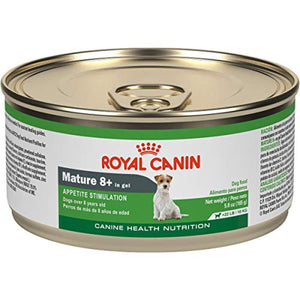 Royal Canin Canine Health Nutrition Mature 8+ in Gel Wet Dog Food Size: 5.8 oz/One Size
