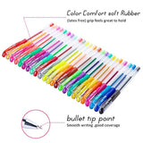 Gel Pens 30 Colors Gel Marker Set Colored Pen