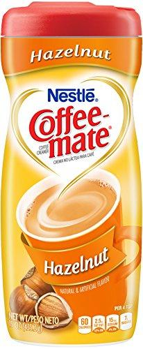Coffee-mate Hazelnut Powder Coffee Creamer, 15 Ounce (Pack of 3)