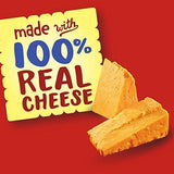 Cheez-It Baked Snack Cheese Crackers, Original, 12.4 oz Box (Pack of 4)