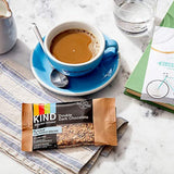 KIND Healthy Grains Granola Bars, Double Dark Chocolate, Gluten Free, 1.2 oz, 30 Count