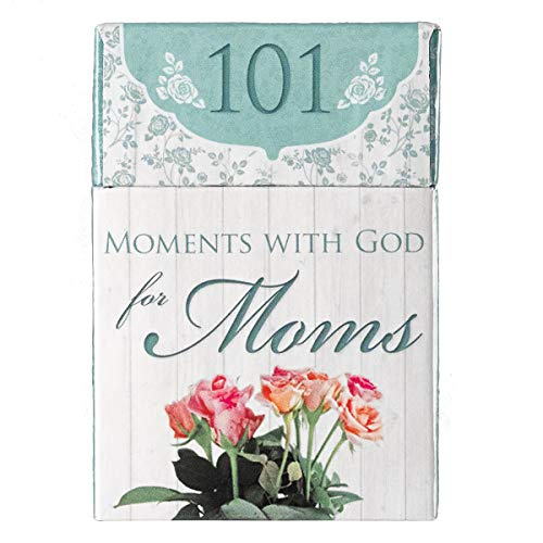 """101 Moments with God for Moms"" Cards - A Box of Blessings"