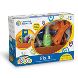Learning Resources New Sprouts Fix It!, 6 Pieces
