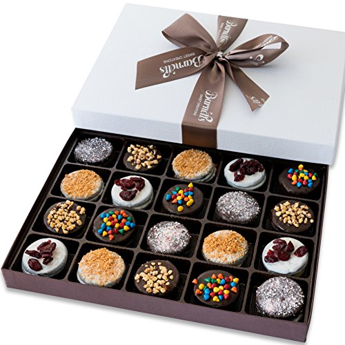 Barnett's Holiday Gift Basket - Unique Gourmet Food Gifts Idea For Men, Women, Birthday, Corporate, Mothers Day or Valentines Baskets for Her