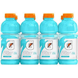 Gatorade Frost Glacier Freeze 20 Ounce Bottles, Pack of 24