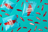 SmartSweets Sweetfish 1.8 Ounce Bags, Candy With Low-Sugar (3g) & Low Calorie (80)