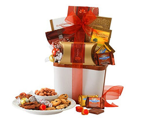 Get Well Soon Thinking of You Gift Basket