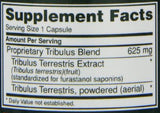OPTIMUM NUTRITION Tribulus Terrestris 625mg, Testosterone Booster Supplement, 100 Capsules