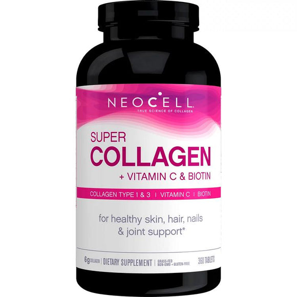 Super Collagen + C Supplement, 360 Count