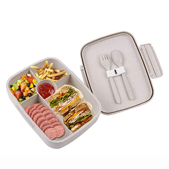 BRIGENIUS Bento Box for Adults